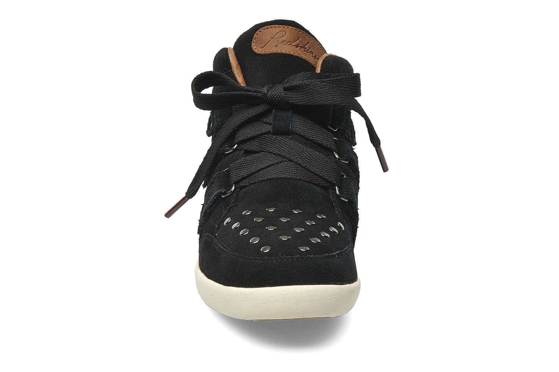 Baskets Redskins Gliss Noir vue portées chaussures