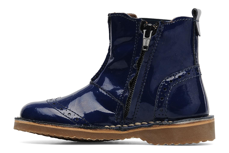 Stivaletti e tronchetti Bisgaard Boots Azzurro immagine frontale
