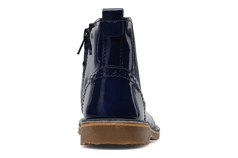 Stivaletti e tronchetti Bisgaard Boots Azzurro immagine destra