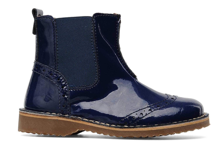 Stivaletti e tronchetti Bisgaard Boots Azzurro immagine posteriore
