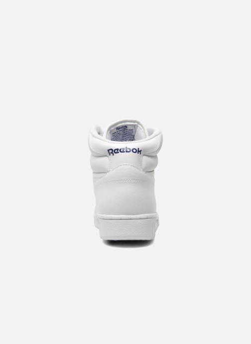 Sneakers Reebok Ex-O-Fit Hi Bianco immagine destra