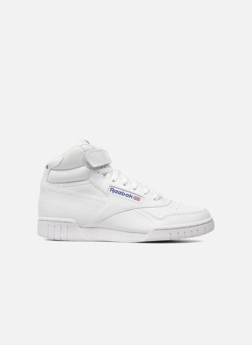 Trainers Reebok Ex-O-Fit Hi White back view