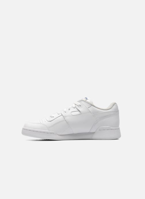 211241 Sarenza blanc Plus Chez Reebok Baskets Workout gqnBFT