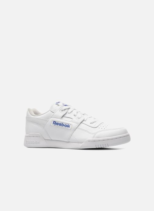 Sneakers Reebok Workout Plus Hvid se bagfra