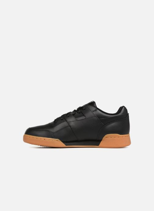 Sneakers Reebok Workout Plus Nero immagine frontale