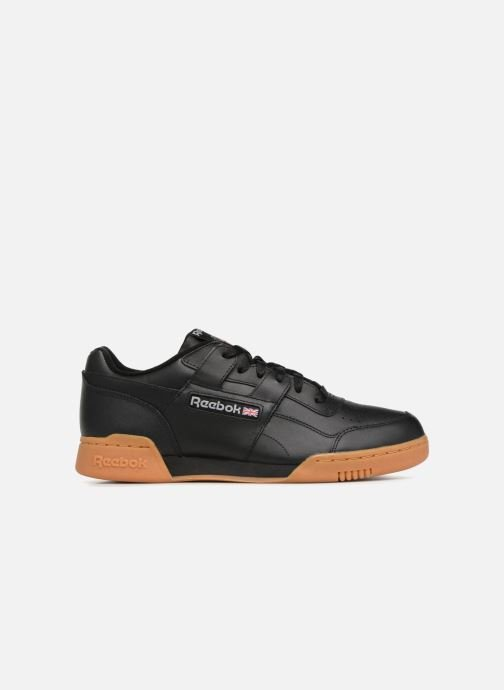 Sneakers Reebok Workout Plus Nero immagine posteriore