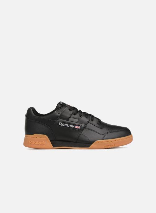 Baskets Reebok Workout Plus Noir vue derrière