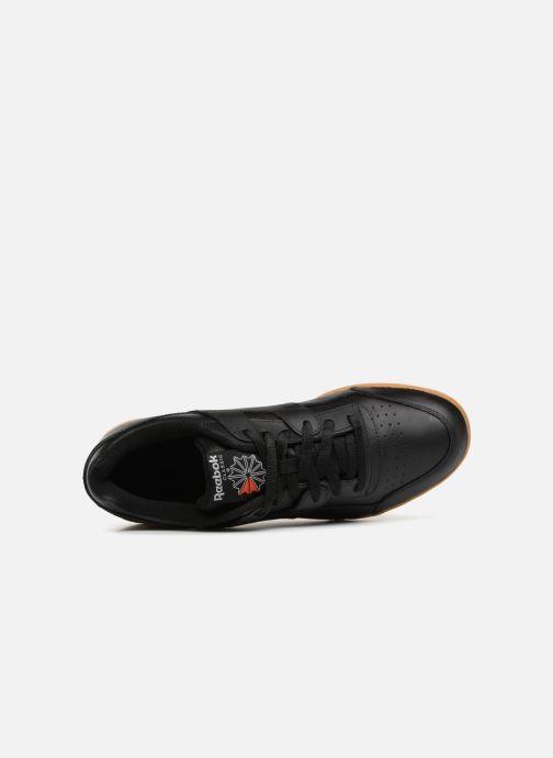 Sneakers Reebok Workout Plus Nero immagine sinistra