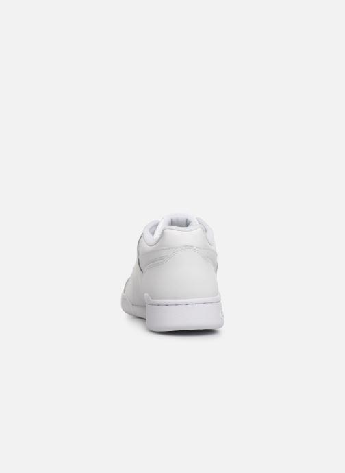 Sneakers Reebok Workout Plus Wit rechts