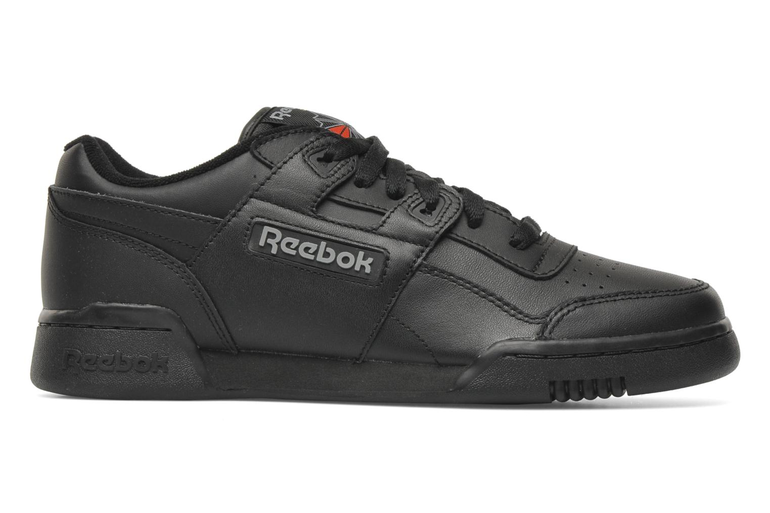 Trainers Reebok Workout Plus Black back view