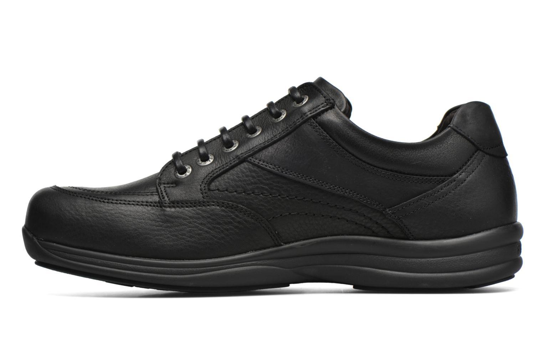 Zapatos con cordones Fluchos Jesus 8403 Negro vista de frente