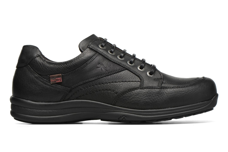 Zapatos con cordones Fluchos Jesus 8403 Negro vistra trasera