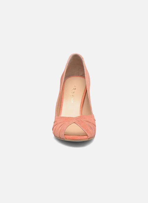 Escarpins Jonak Acide Orange vue portées chaussures