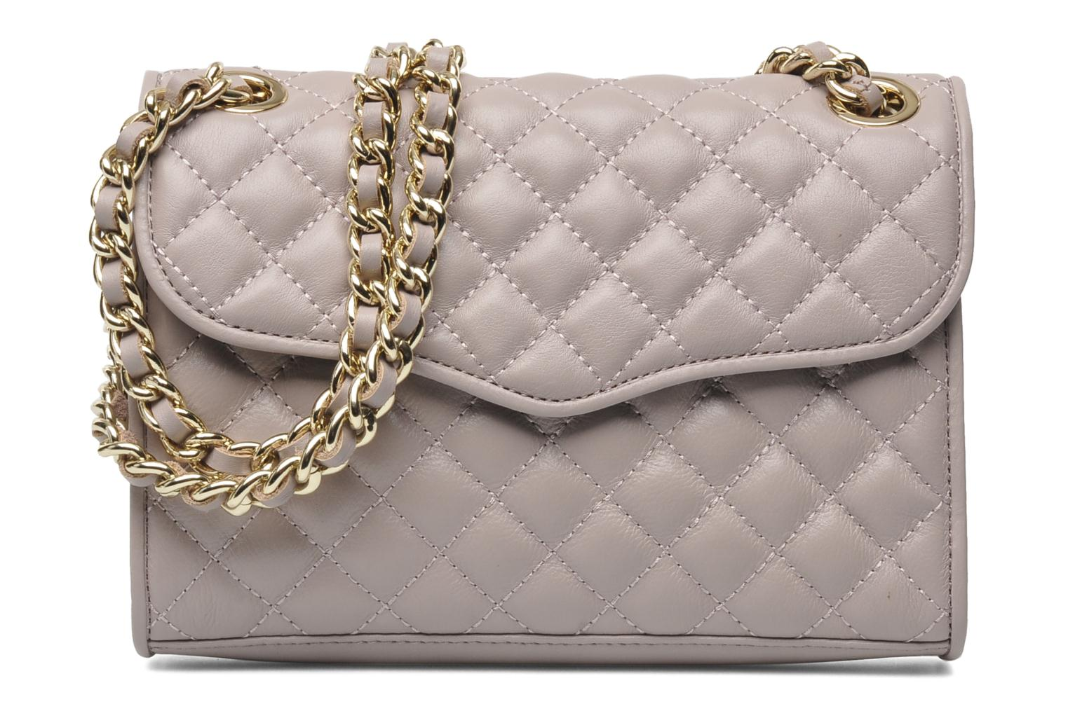Sacs à main Rebecca Minkoff Mini Quilted Affair Gris vue détail/paire