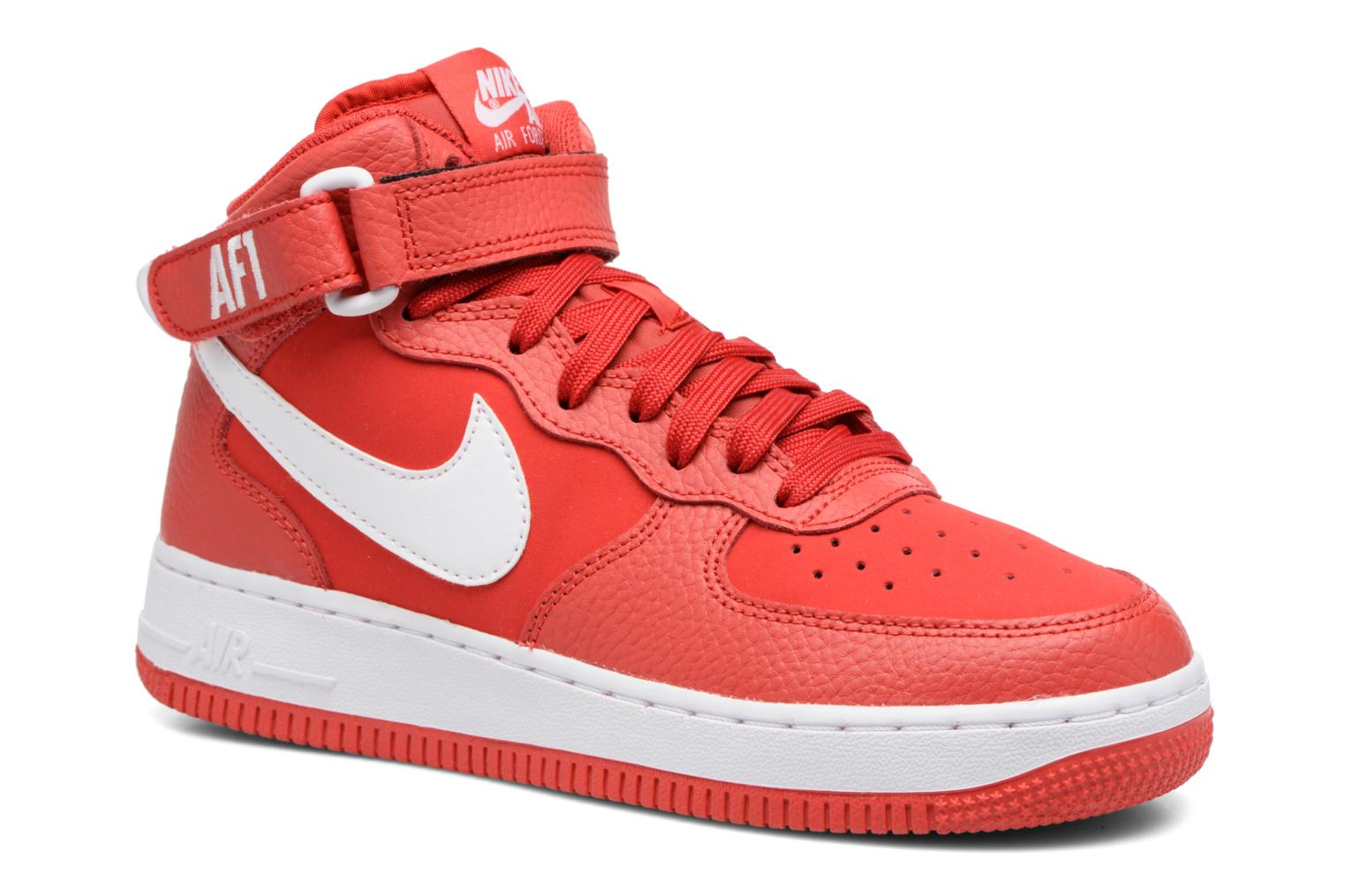 Chez Air Nike gs rosso 310270 1 Mid Force Sneakers Sarenza xqZR0xnvr