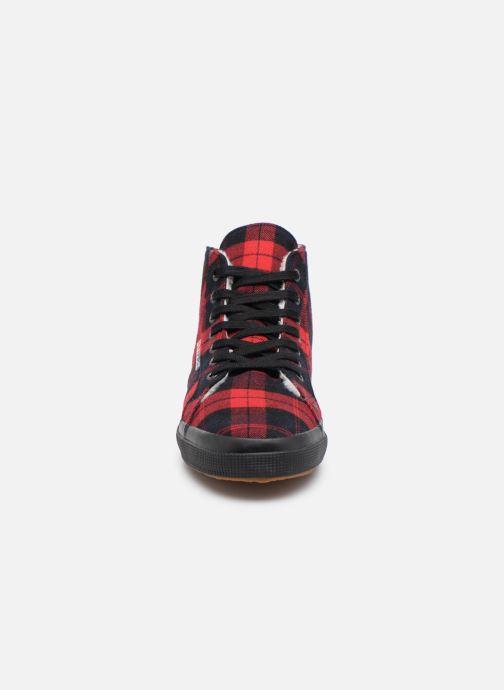 Sneakers Superga 2095 TWEEDBINU Rood model