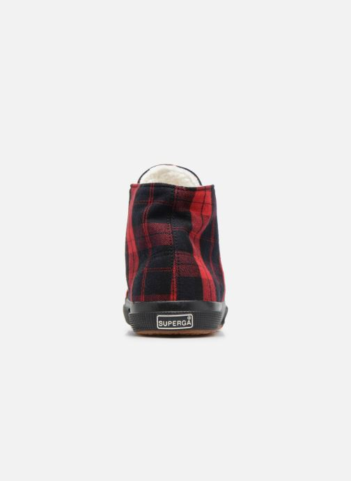 Sneakers Superga 2095 TWEEDBINU Rood rechts