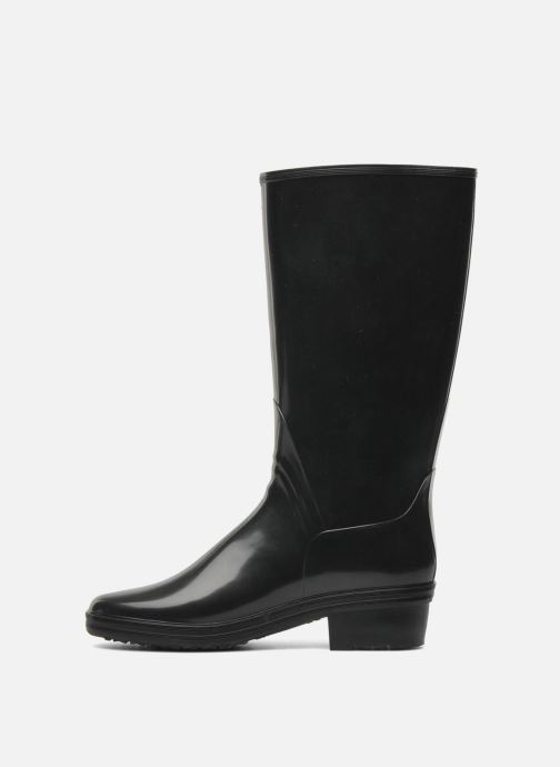 Ankle boots Méduse Parking Black front view