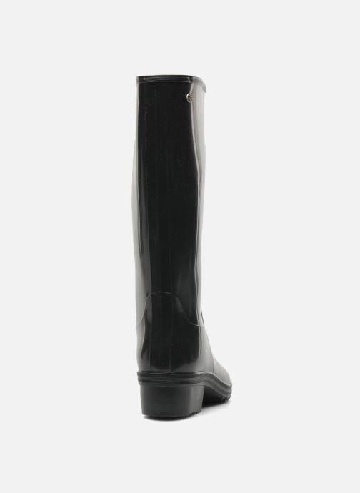 Bottines et boots Méduse Parking Noir vue droite