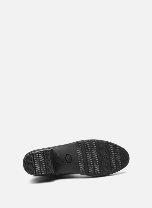 Bottines et boots Méduse Parking Noir vue haut