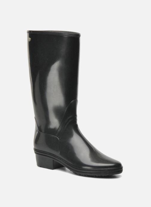 Bottines et boots Méduse Parking Noir vue détail/paire