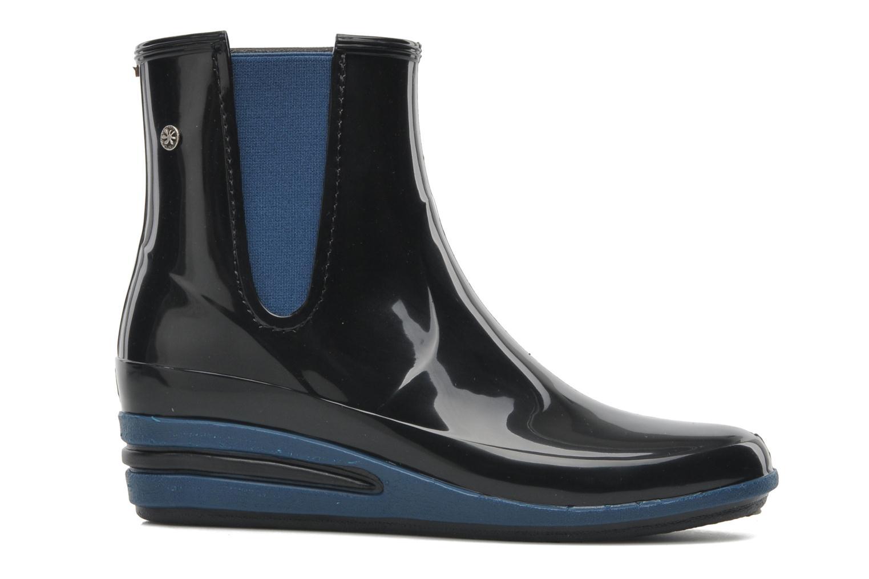 Boots en enkellaarsjes Méduse Castic Zwart achterkant