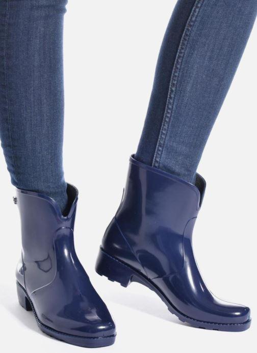 Bottines et boots Méduse Camaro Noir vue bas / vue portée sac