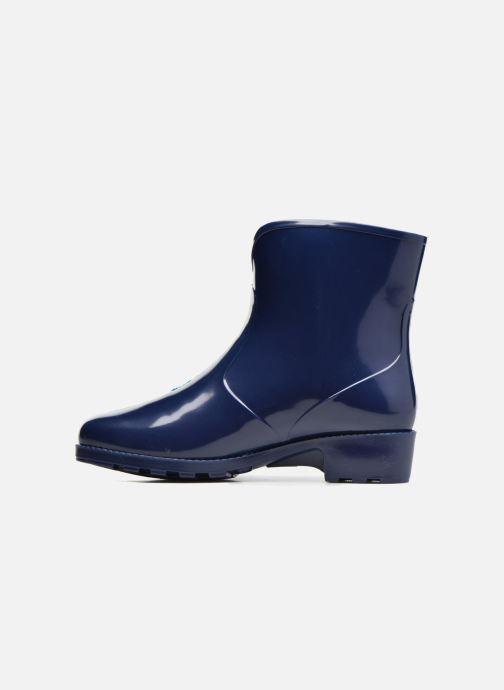Bottines et boots Méduse Camaro Bleu vue face