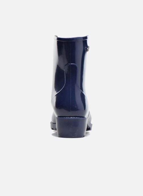 Bottines et boots Méduse Camaro Bleu vue droite