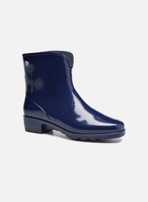 Bottines et boots Méduse Camaro Bleu vue détail/paire