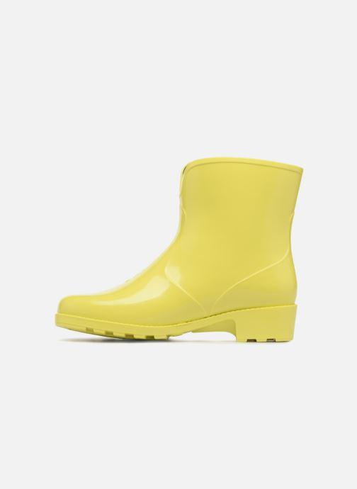 Bottines et boots Méduse Camaro Jaune vue face