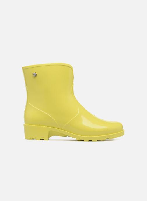 Bottines et boots Méduse Camaro Jaune vue derrière