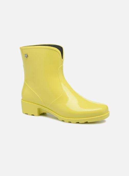 Bottines et boots Méduse Camaro Jaune vue détail/paire