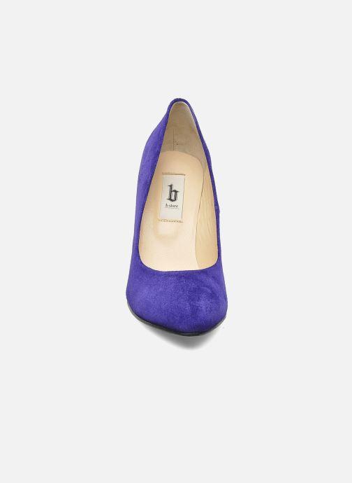 Escarpins B Store Bianca Pump Violet vue portées chaussures