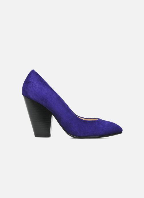 High heels B Store Bianca Pump Purple back view