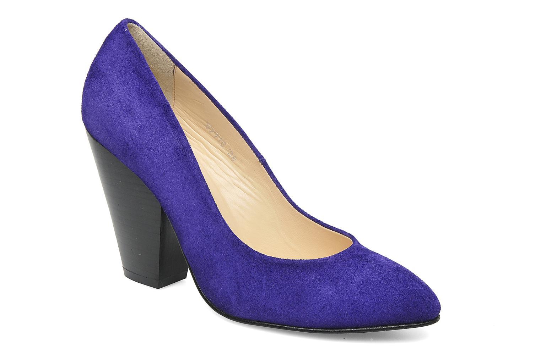 Escarpins B Store Bianca Pump Violet vue détail/paire