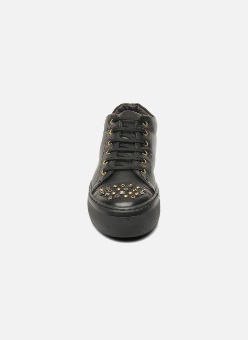 Baskets Eden Cabir Noir vue portées chaussures