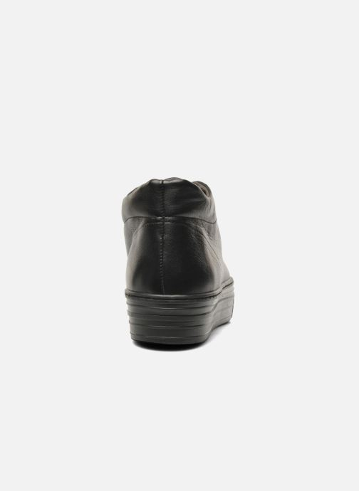 Baskets Eden Cabir Noir vue droite