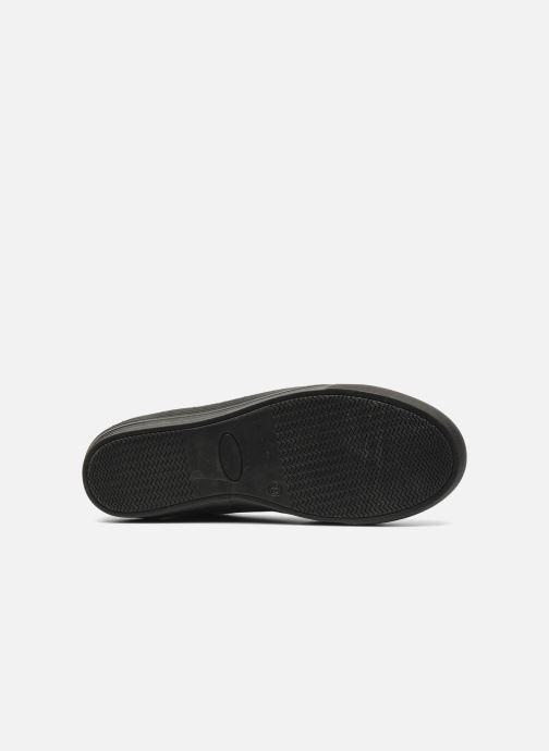 Baskets Eden Cabir Noir vue haut