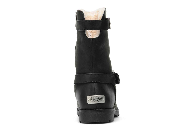 Bottines et boots UGG Grandle Noir vue droite