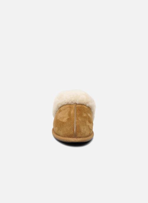 Hjemmesko UGG Scuffette II Brun se skoene på