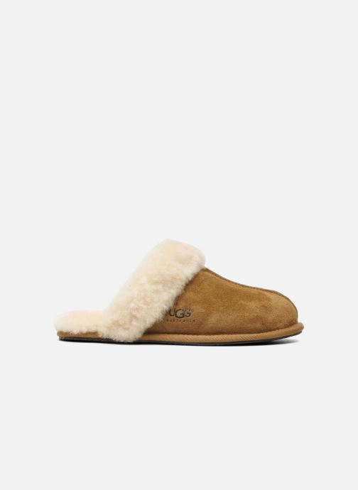 Slippers UGG Scuffette II Brown back view
