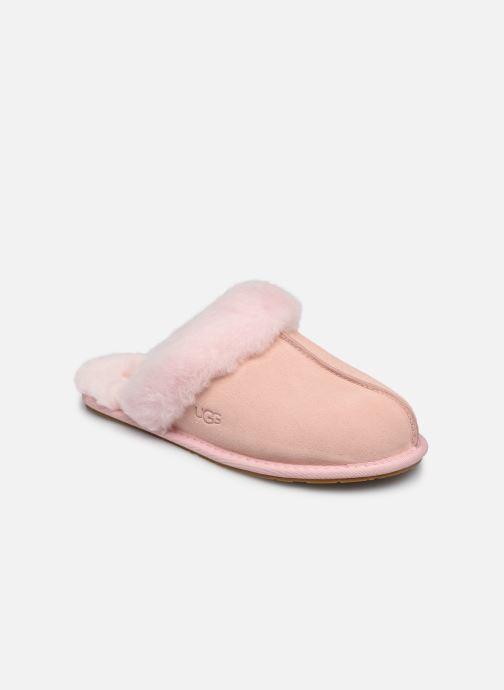 Hausschuhe UGG Scuffette II rosa detaillierte ansicht/modell