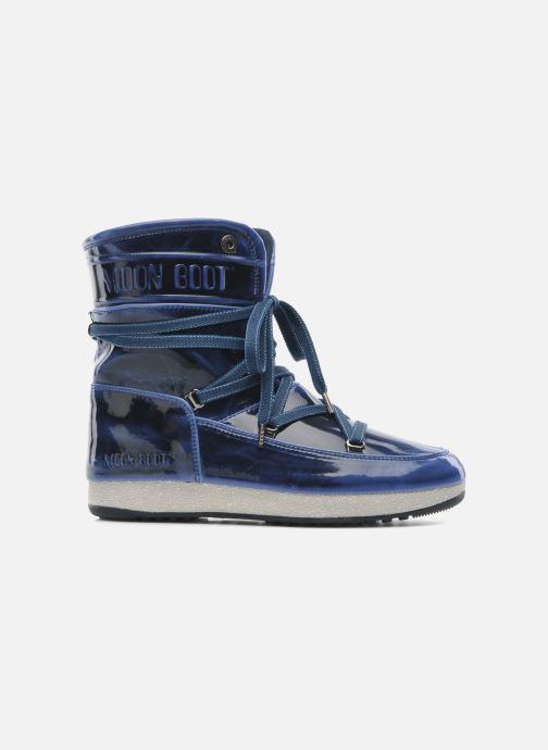 Stivaletti e tronchetti Moon Boot 3rd Avenue Azzurro immagine posteriore