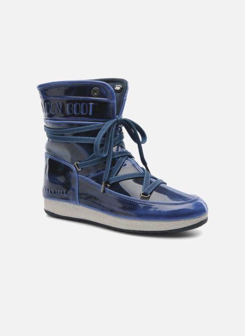 Botines  Moon Boot 3rd Avenue Azul vista de detalle / par