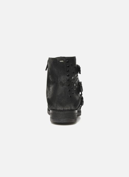 Ankle boots Khrio Gaiole Grey view from the right