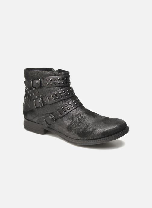 Ankle boots Khrio Gaiole Grey detailed view/ Pair view