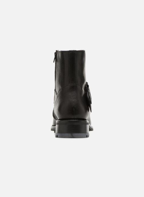 Bottines et boots Jean-Baptiste Rautureau Hyrod Strap Boot Noir vue droite