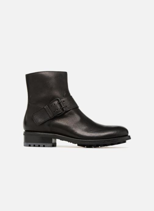 Bottines et boots Jean-Baptiste Rautureau Hyrod Strap Boot Noir vue derrière