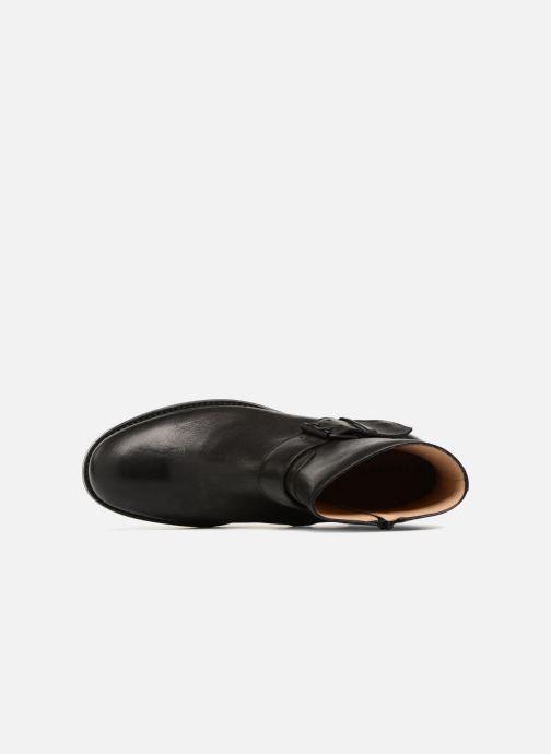 Bottines et boots Jean-Baptiste Rautureau Hyrod Strap Boot Noir vue gauche